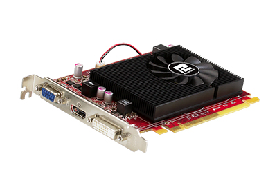 Power Color ATI Radeon R7 240 DDR 3 b